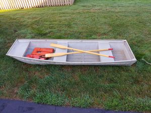 Aluminum boats for Sale in New Jersey - OfferUp