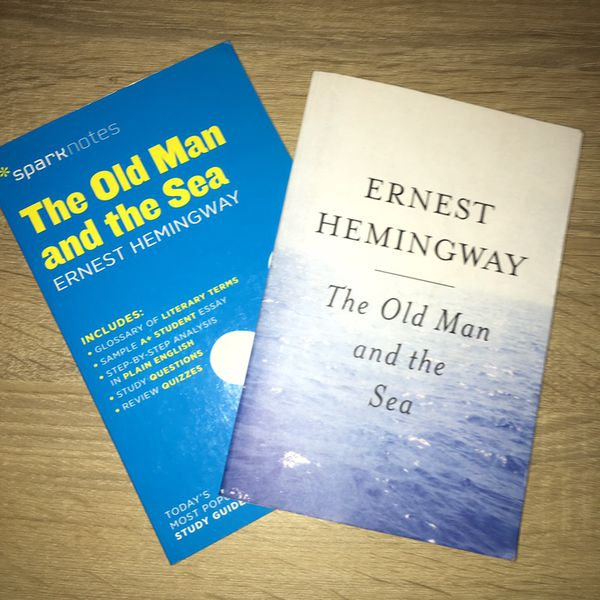 the old man and the sea summary sparknotes