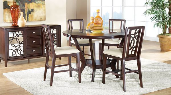 Rooms To Go Cindy Crawford Dining Set Comedor