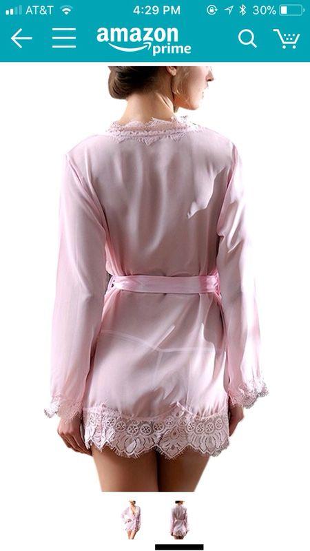 Pink Robes