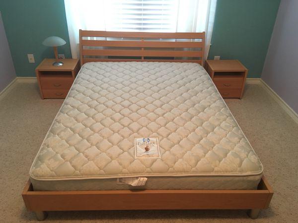Modern Queen Bedroom Set For Sale In Cedar Park Tx Offerup