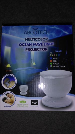 Ocean wave light projector for Sale in Houston, TX