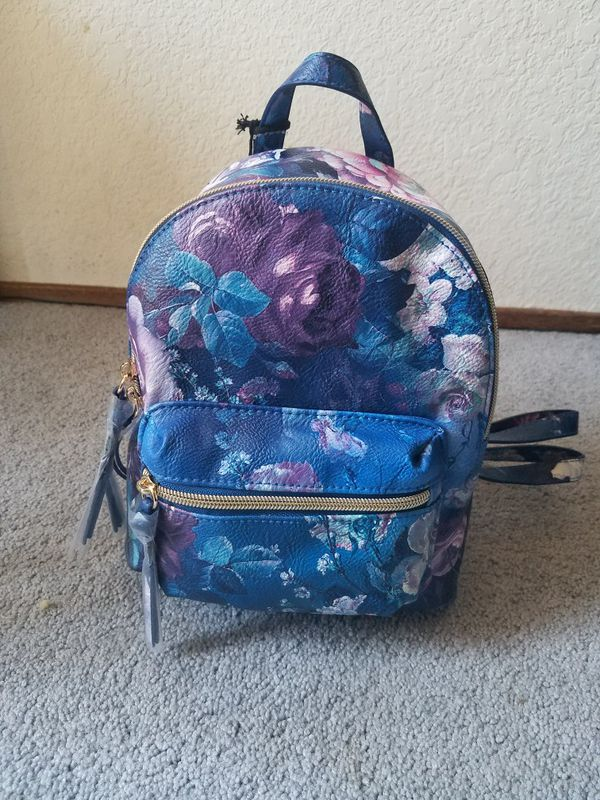 Floral mini backpack for Sale in Campbell, CA - OfferUp
