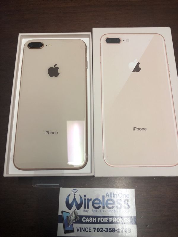 Iphone 8 plus tmobile now only $599 financing available for Sale in North  Las Vegas, NV - OfferUp