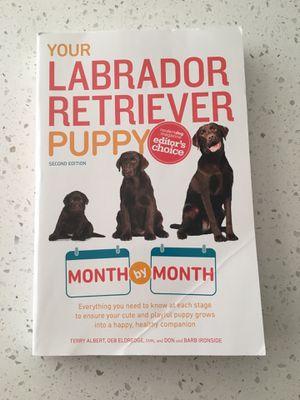 Your Labrador Retriever Puppy Book for Sale in Ashburn, VA