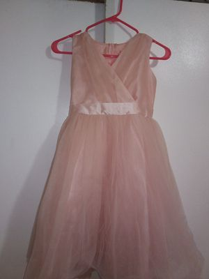 90e2f51d83 Flower girl dress(missing the flower).. size 9-10 for Sale