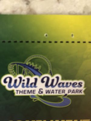 2 Wild Waves tickets for Sale in Bothell, WA