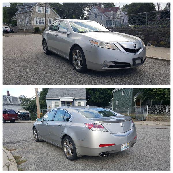 10 ACURA TL SH-AWD For Sale In Boston, MA