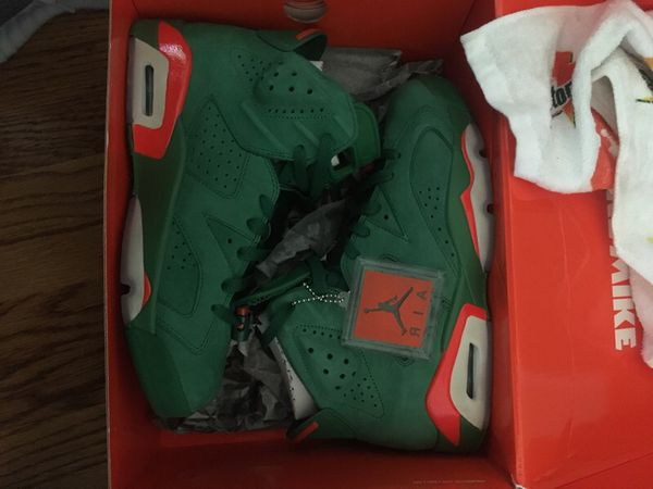 f4c9ba0c4a71 Air Jordan 6 Nrg Gatorade size 9 for Sale in Hayward
