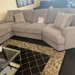 3 Piece  Sectional  On  Sale ( Below Amazon Price ) ON SALE Thumbnail