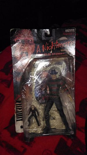 Freddy action figure collectable for Sale in Carrollton, GA