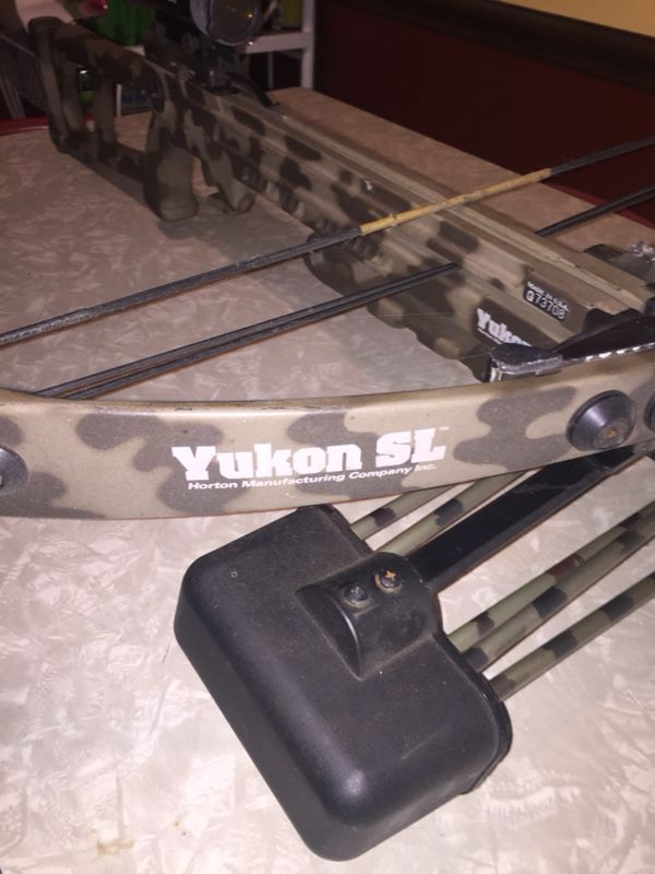 Horton Yukon Sl Crossbow For Sale In Akron Oh Offerup
