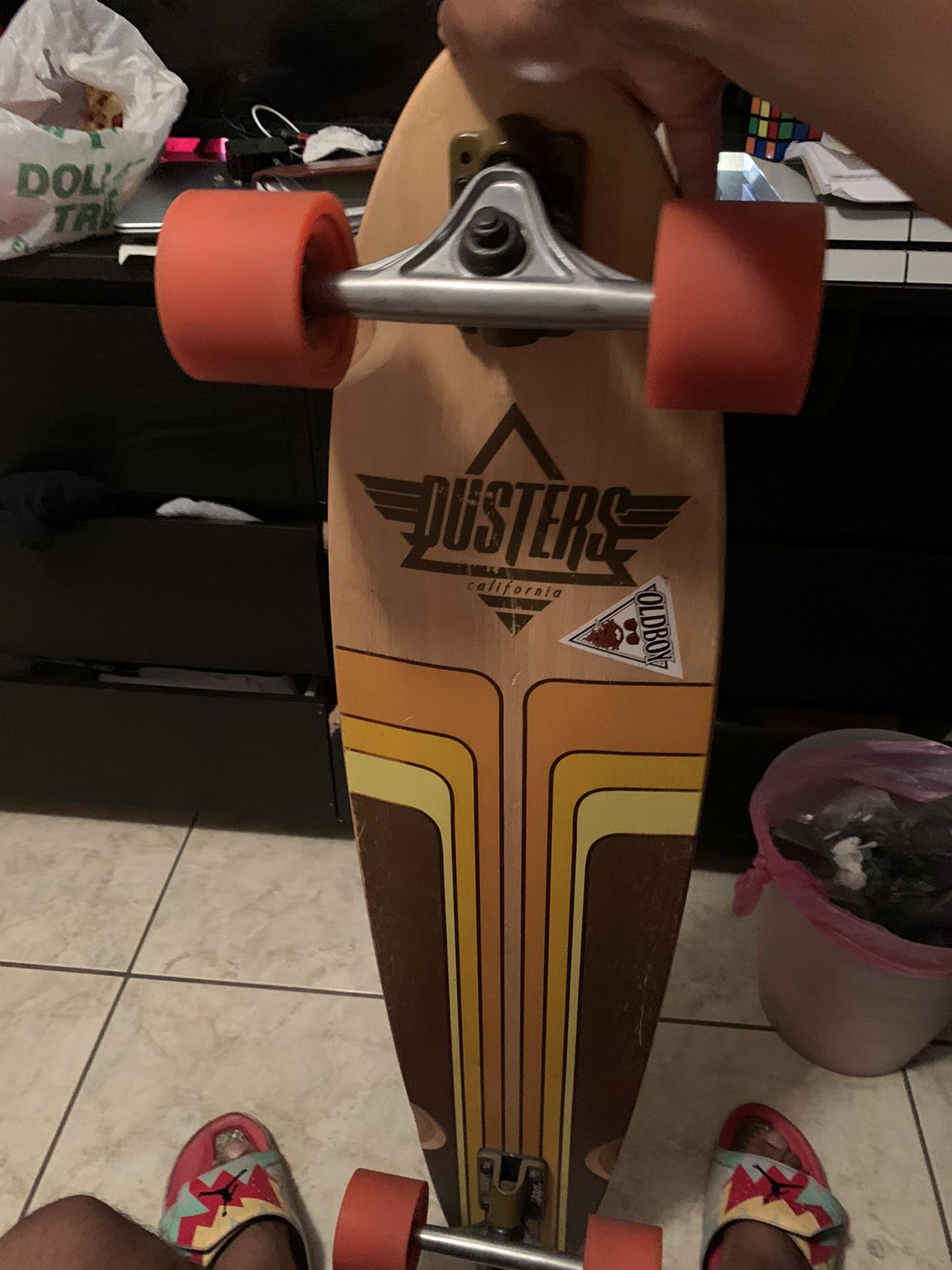 Dusters California longboard
