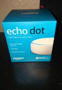 Amazon Echo Dot Thumbnail