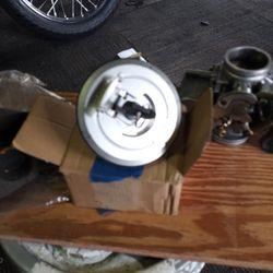 Gas Cap With Key  Thumbnail
