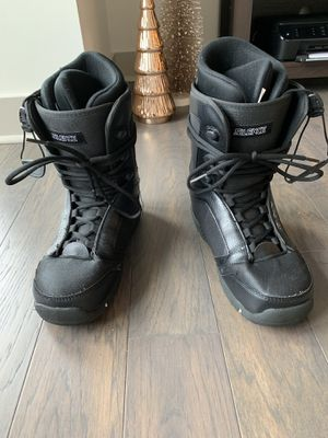 Snow Board Boots - Size 12 for Sale in West McLean, VA