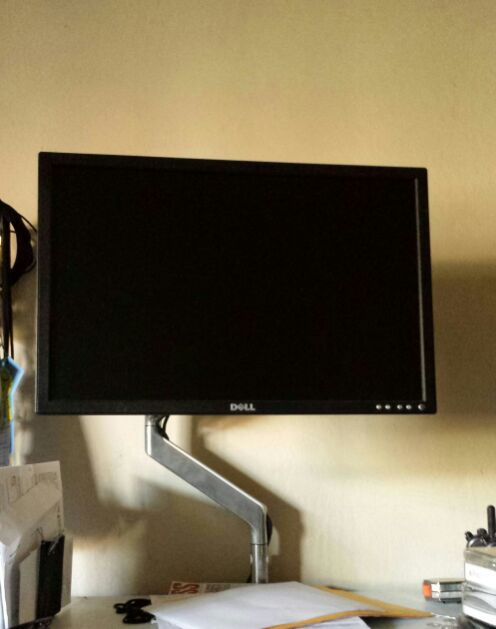 """Dell 22""""monitor with arm for Sale in San Leandro, CA - OfferUp"""
