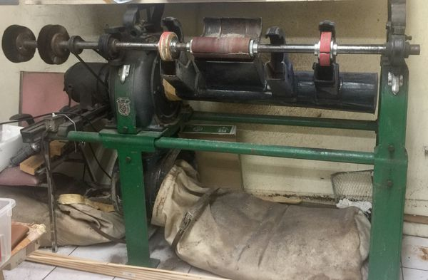 SHOE REPAIR MACHINE Fully Functional With Additional Pieces For Sale In Miami FL OfferUp