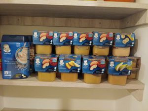 Gerber baby food for Sale in Miami, FL