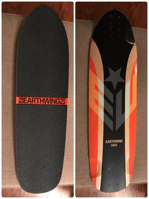 EARTHWING Hoopty 36   Longboard Deck