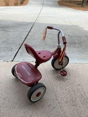 Photo Radio flyer Tricycle