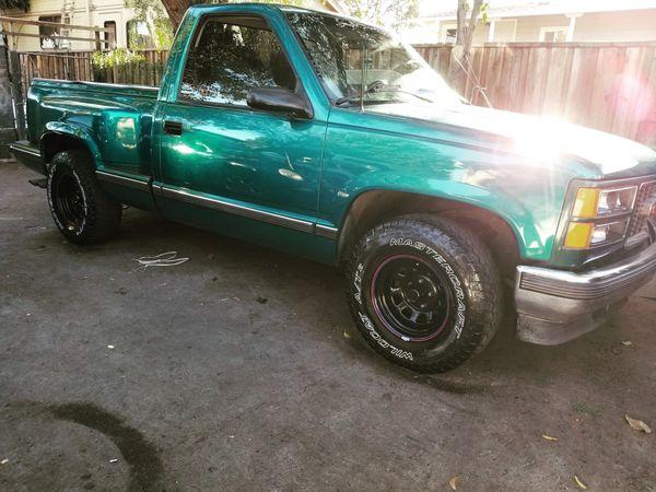 1991 Gmc Sierra >> 1991 Gmc Sierra Stepside For Sale In San Jose Ca Offerup