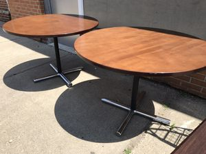 Circular Dining Tables for Sale in Detroit, MI