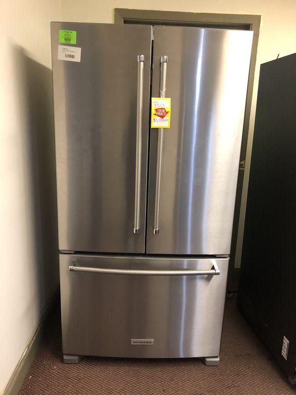 Kitchenaid Refrigerator ️️ Appliance Liquidation