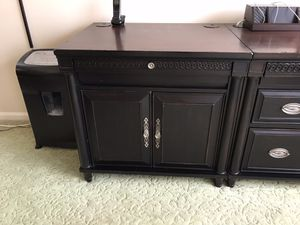 Office cupboard / desk for printer for Sale in Potomac Falls, VA