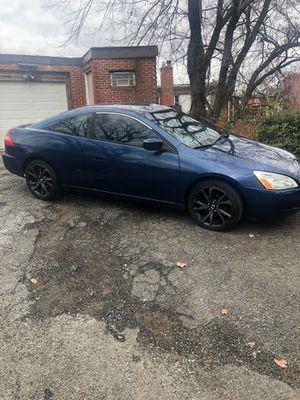 03 Honda Accord ex for Sale in Washington, DC