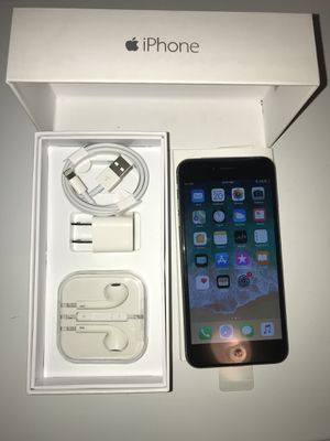 iPhone 6 Plus 16gb unlocked new for Sale in Springfield, VA