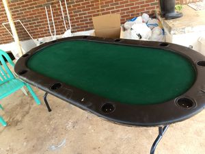Poker table for Sale in Cumberland, VA