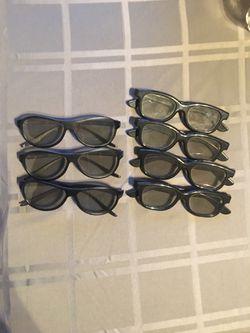 3D Glasses (7 total) Thumbnail