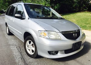 $999 FIRM **THIS WEEK ONLY** MECHANIC SPECIAL ••• 2002 Mazda MPV Van Cold AC for Sale in Aspen Hill, MD