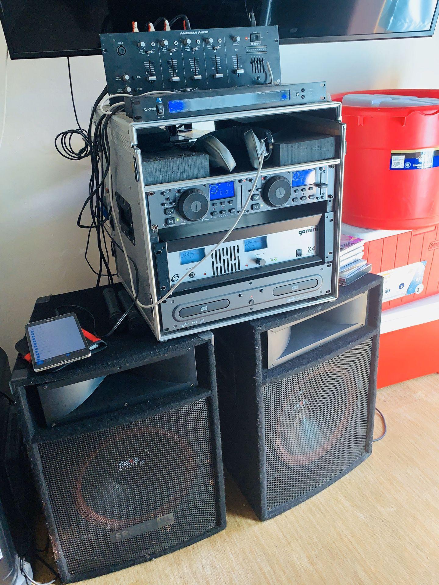 Sonido en venta dj