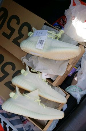 Size 9 Adidas Yeezy Boost 350 V2 Butter Deadstock for Sale in Falls Church, VA