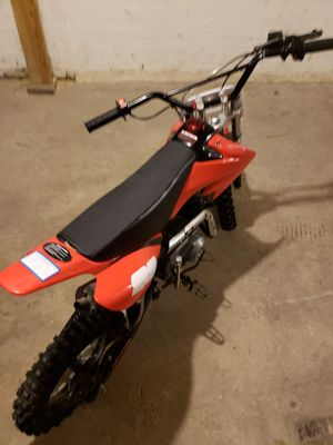 125 cc pit bike like new comes with title for Sale in Baltimore, MD