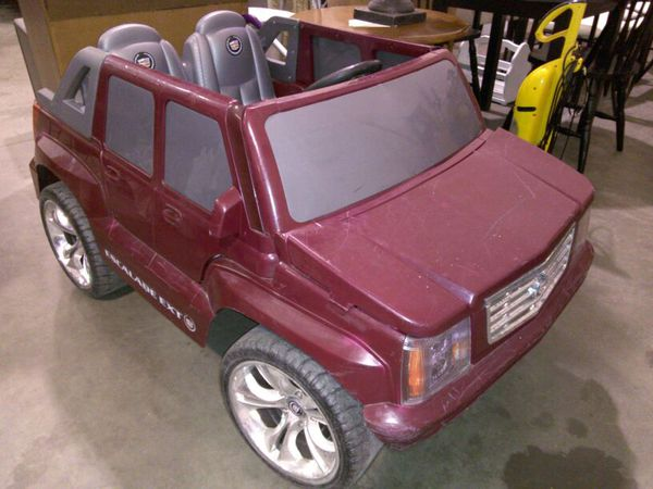 kids power wheels cadillac escalade for sale in pittsburgh pa offerup kids power wheels cadillac escalade for sale in pittsburgh pa offerup