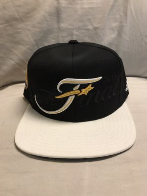 Golden State Warriors 2015 NBA Finals SnapBack 100% Authentic Hat for Sale in San Francisco, CA