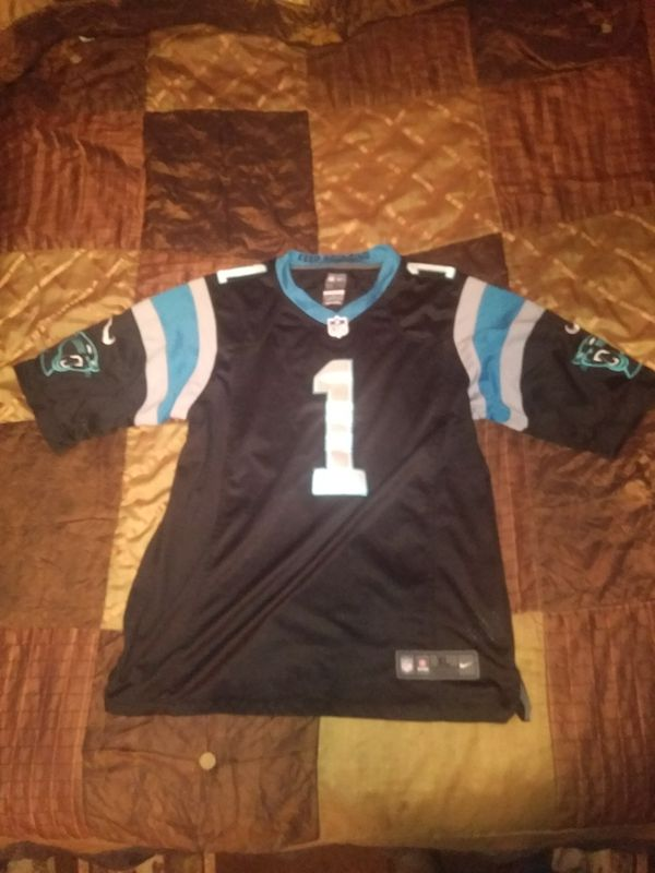 sports shoes 312d8 c81da Carolina Panthers Cam Newton Jersey for Sale in Spartanburg, SC - OfferUp