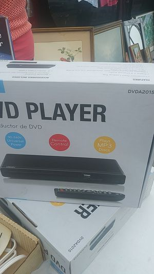 DVD player and portable DVD player for Sale in Plantation, FL