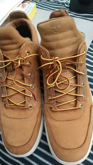 Timberland boots with sensorflex comfort system SZ 8 Mens for Sale in San Francisco, CA