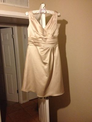 David's bridal bridesmaid dress 8 for Sale in Scottsdale, AZ