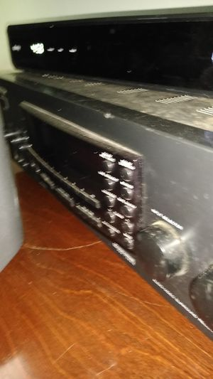 New and Used Stereo receiver for Sale in Knoxville, TN - OfferUp