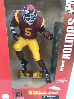 "USC Trojans Reggie Bush 12"" McFarlane Custom Made for Sale in Downey, CA"