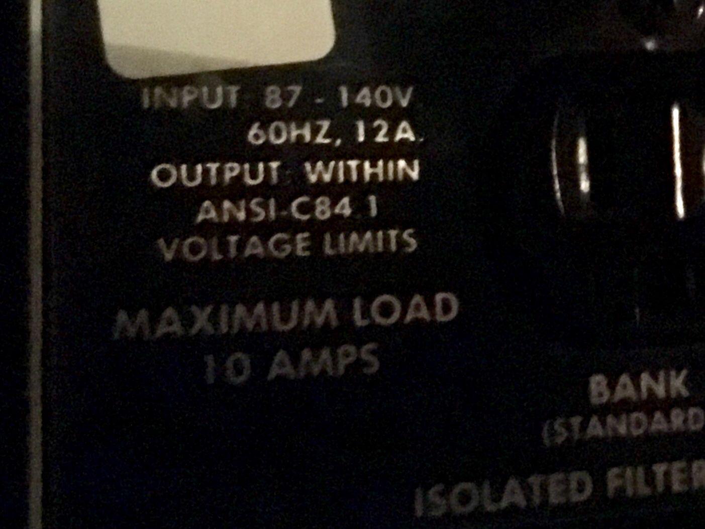 Line stabilizer conditioner