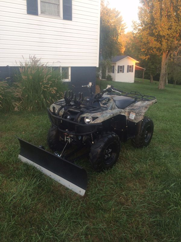 2014 yamaha grizzly auto power steering like new