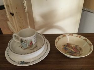 Peter Rabbit Dishes for Sale in Deltona, FL