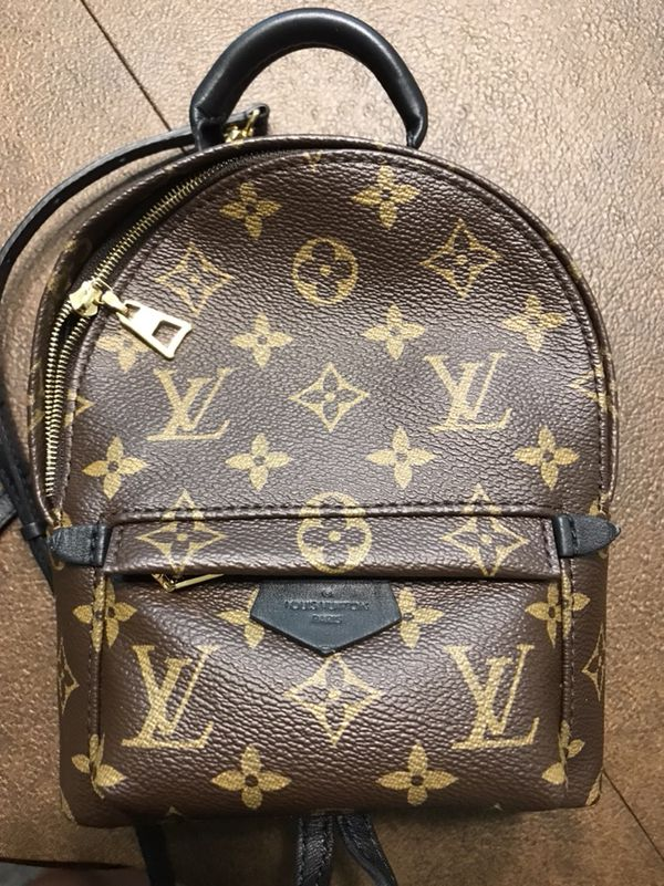b233e35f7cd4c Authentic Louis Vuitton Palm Springs Mini Backpack for Sale in ...