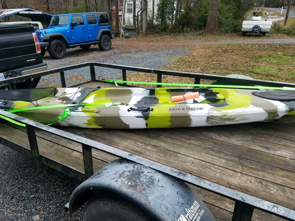 Field And Stream Kayak Eagle Talon 12 For Sale In Asheboro Nc Offerup